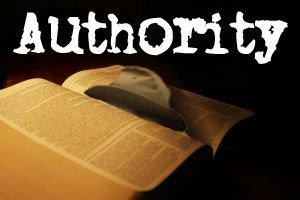 A Study In The Nature Of God's Word (Authority) – Part 2 – Choosing Hats