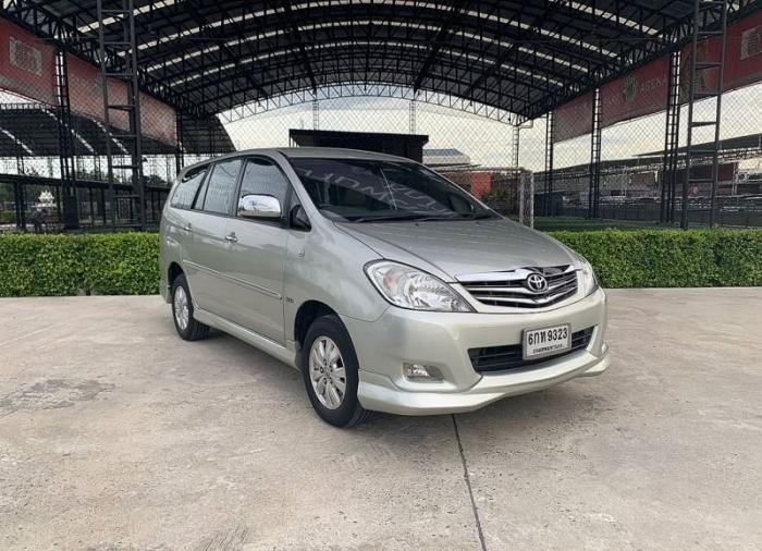 รถมือสอง Toyota Innova