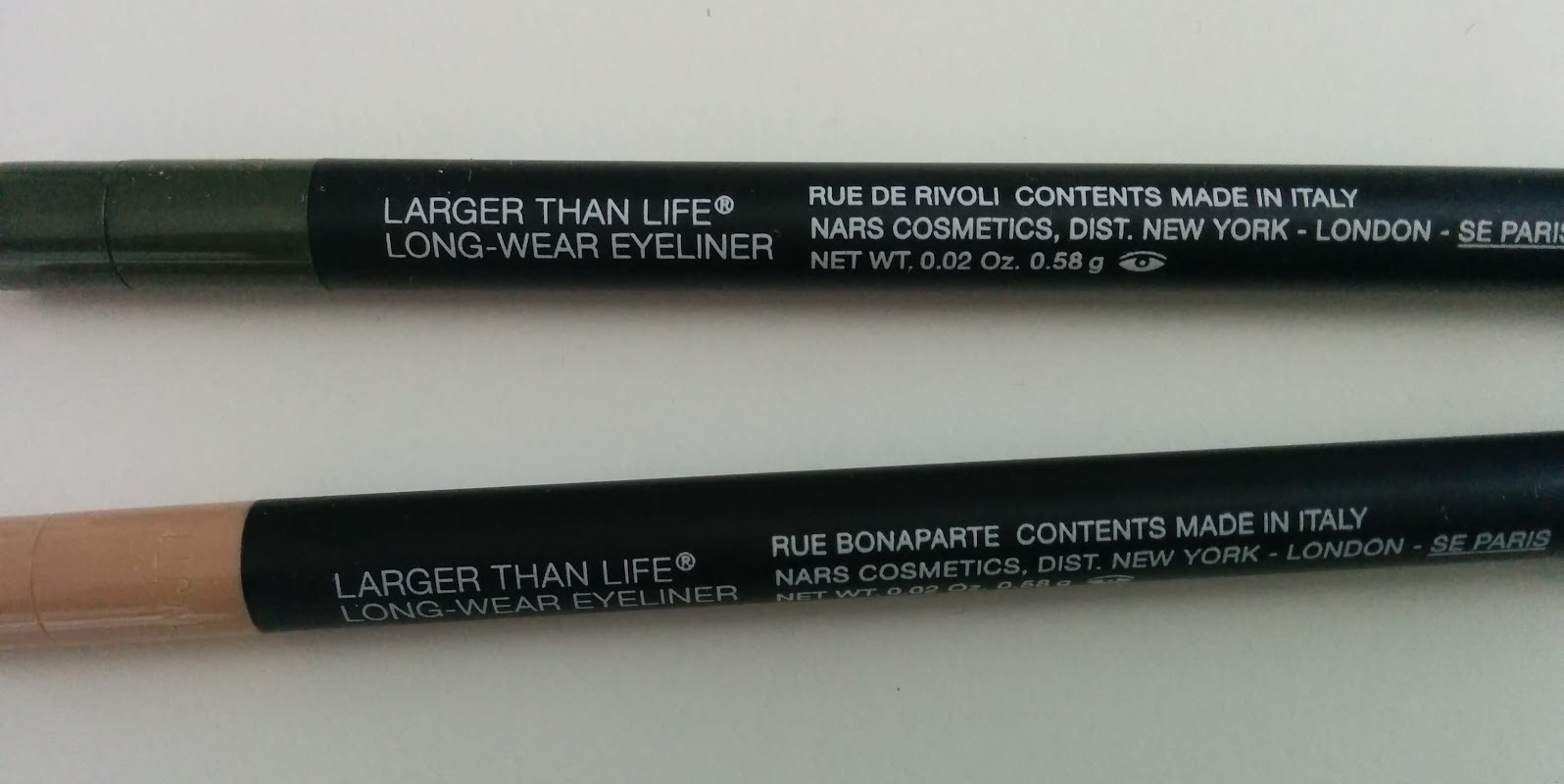 Yay Or Nay Sunday Nars Larger Than Life Long Wear Eyeliner 3 Black Optimum I Currently Have 2 Colours That Both Got With Points