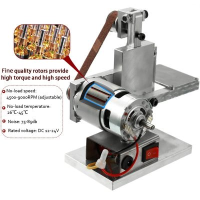 Small DIY Polishing Machine, Small DIY Polishing Machine
