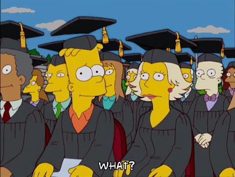 Bart future graduation