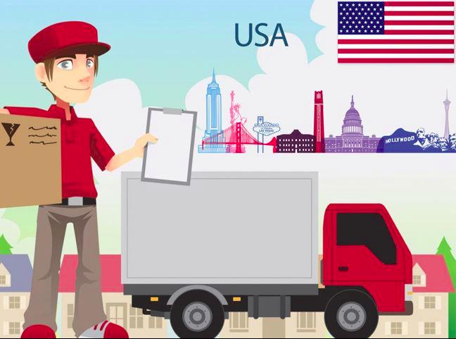 Dịch vụ chuyển hàng đi mỹ giá rẻ nhất