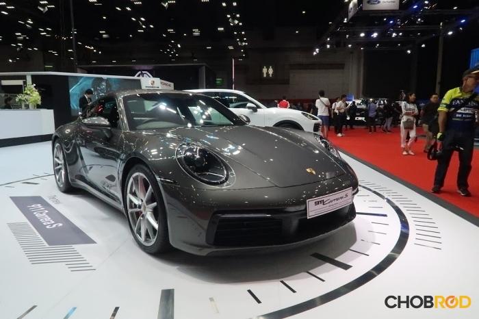Porsche 911 รหัสตัวถัง 992 เปิดรุ่นย่อย 911 Carrera ในราคา 9.9 ล้านบาท