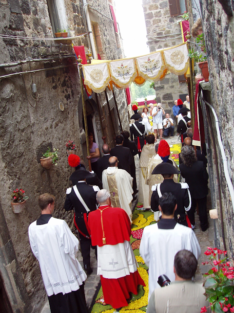 Chuyến hành hương đến Orvieto: Phép lạ Thánh Thể Bolsena
