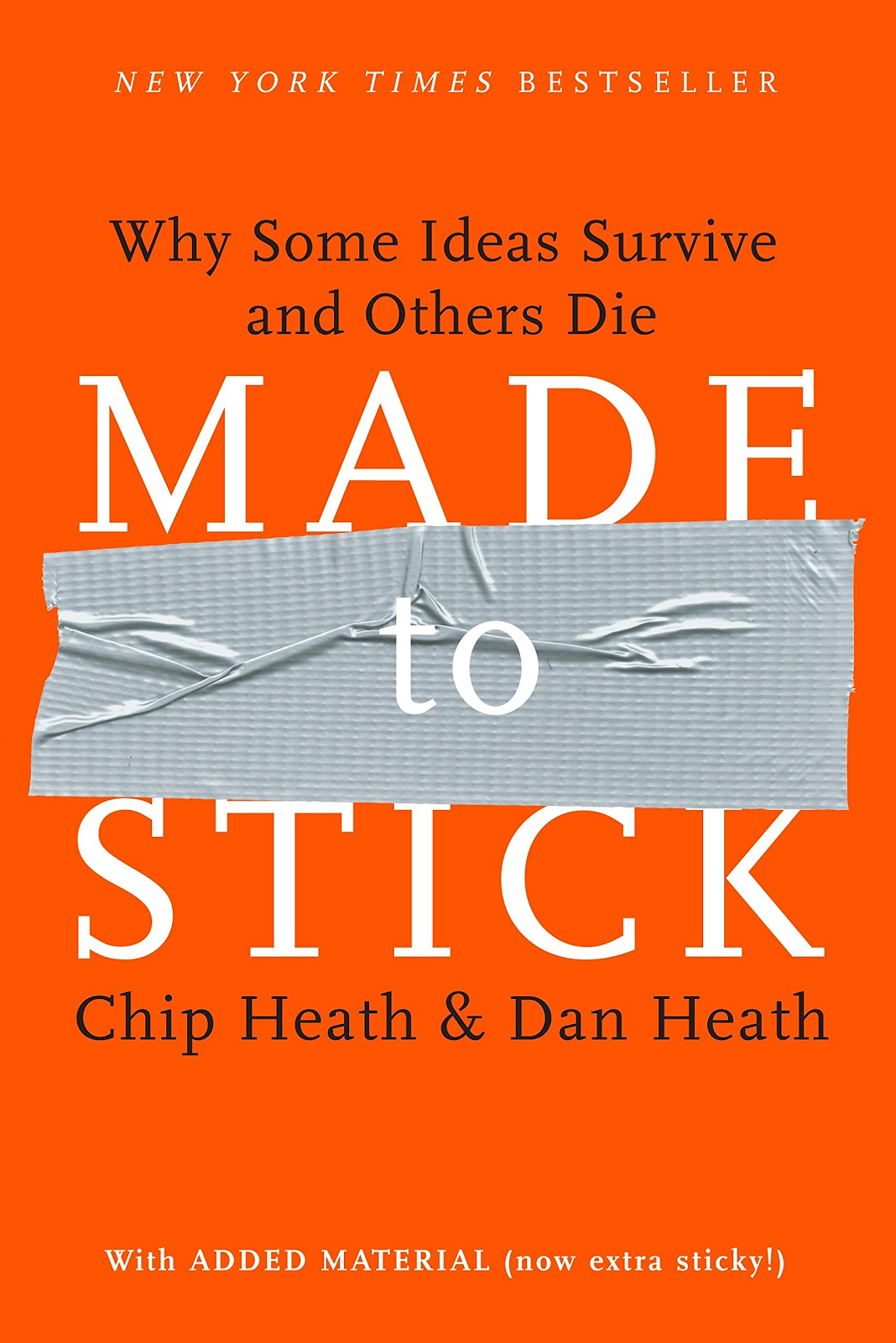 made to stick talks about making ideas memorable