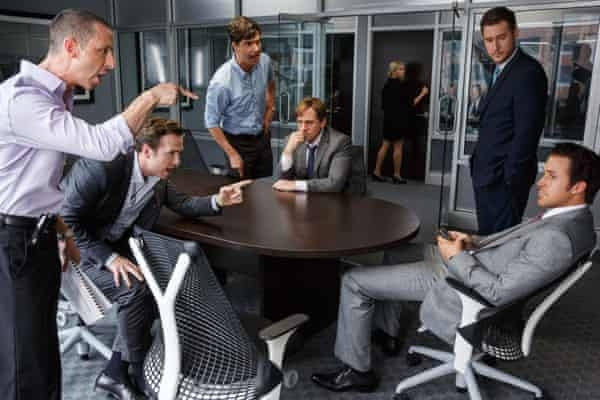 5 sales movies you need to watch today: The big short