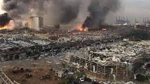 Βηρυτός φωτογραφίες: Πάνω από 100 οι νεκροί, χιλιάδες τραυματίες ...