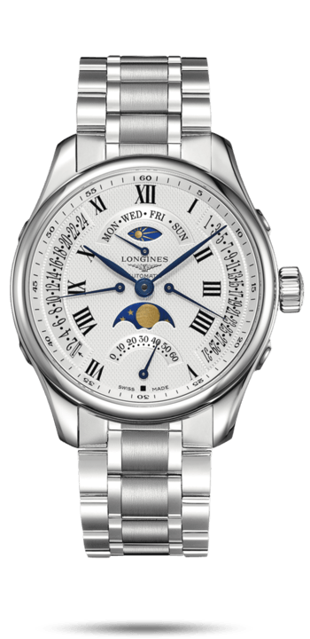 Watch The Longines Master Collection L2.739.4.71.6