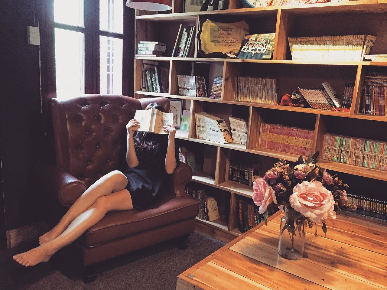 Make Reading More Pleasurable With These Home Library Must-Haves