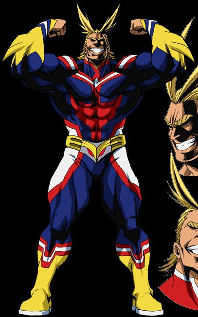 Toshinori Yagi | My Hero Academia Wiki | Fandom