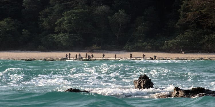 Sentinel-island-most-remote-places-on-earth
