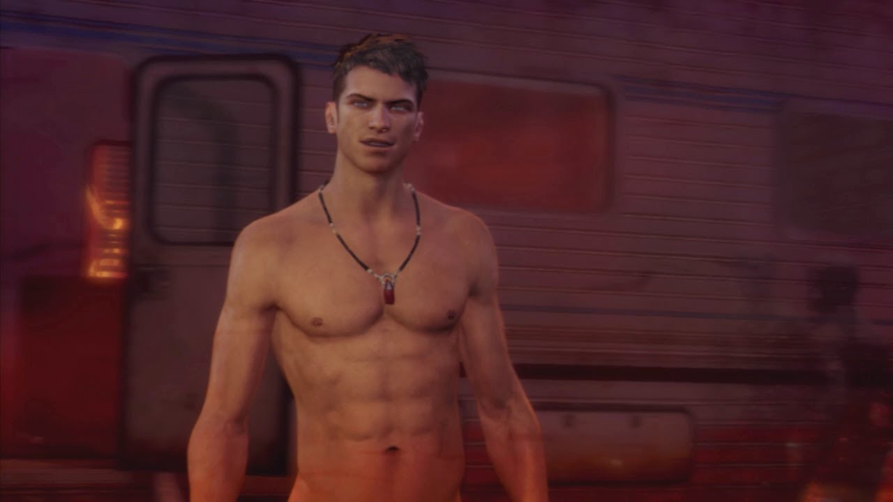Well Naked male video game characters something is
