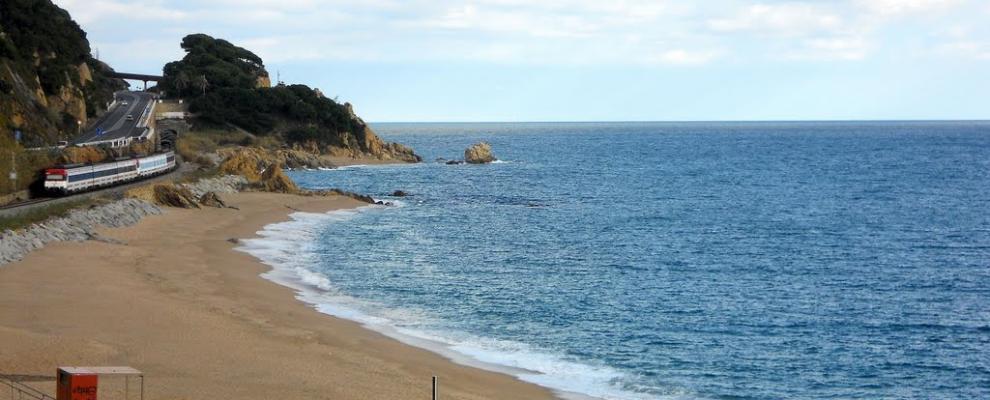 Las mejores playas de la provincia de Barcelona