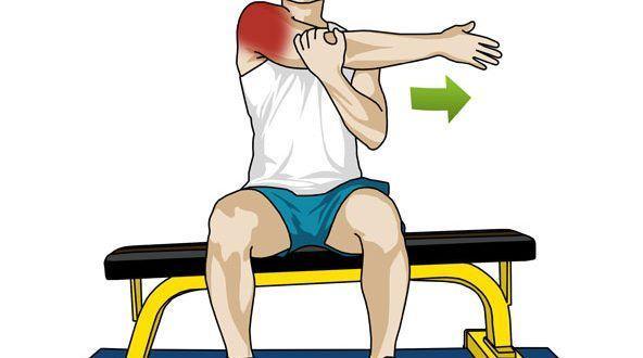 Vous cherchez à assouplir vos épaules, ou plus précisément vos muscles  deltoïdes ? Il existe de nomb | Exercice etirement, Étirement, Exercice