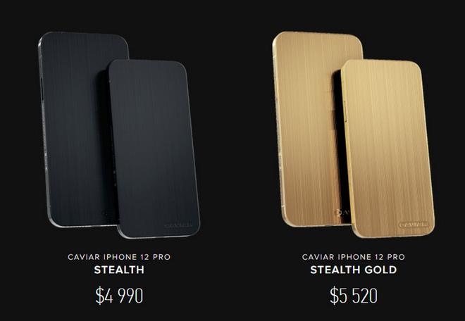 iPhone 12 Pro phiên bản vàng thỏi: đắt tới 4.990 USD mà lại không có cả camera và cảm biến LIDAR - Ảnh 8.
