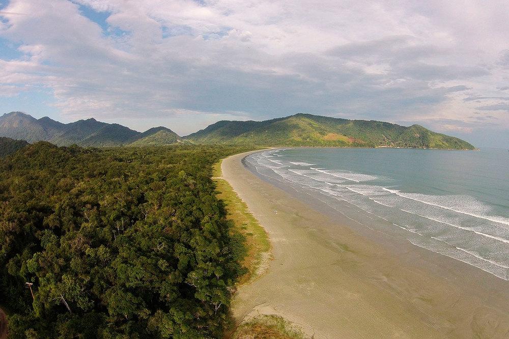 Praia da Fazenda Ubatuba RJ