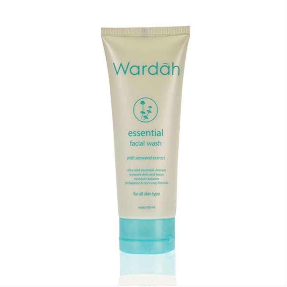 Wardah Essential Facial Wash
