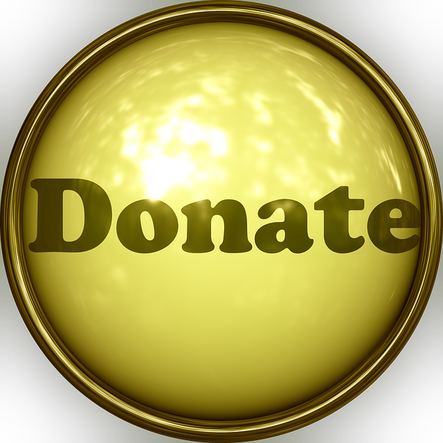 Donation, Button, Icon, Font,