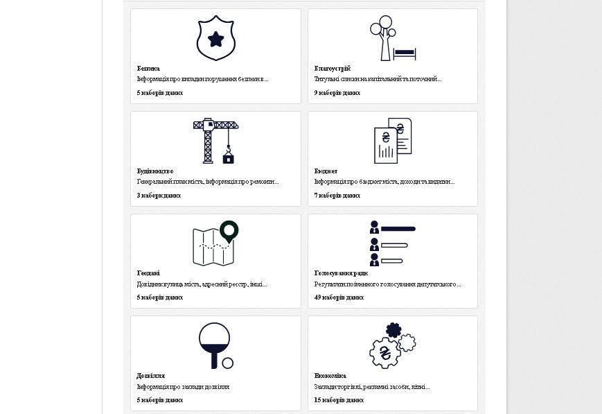Цифровой лев: как во Львове создают полезные Open Data сервисы