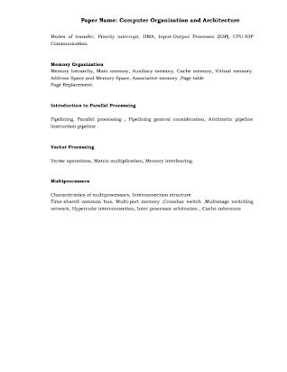 Computer Organisation and Architecture_BCA22_MCA24 pdf