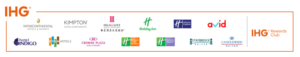 ihg hotels dubai abu dhabi sharjah ras al khaimah fujairah al ain united arab emirates uae intercontinental hotel kimpton holiday inn express avid indigo even crowne plaza staybridge suites candlewood thepointshabibi