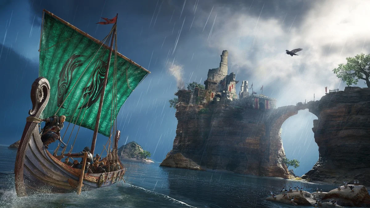 Game Assassin's Creed Valhalla: Cài đặt, cách chơi và ngày ra mắt
