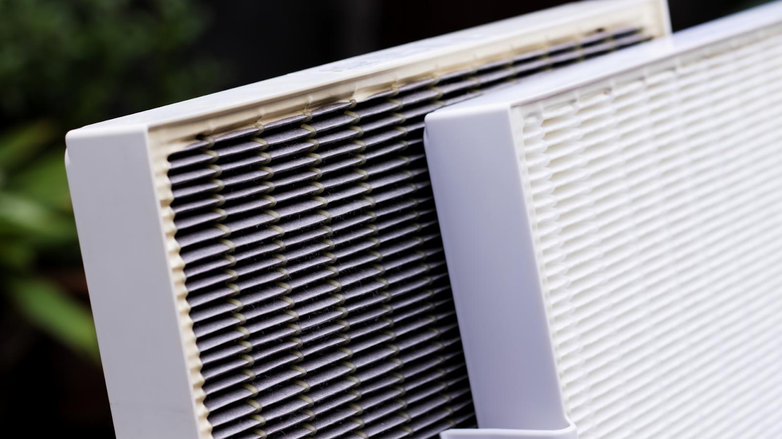 Office air purifier