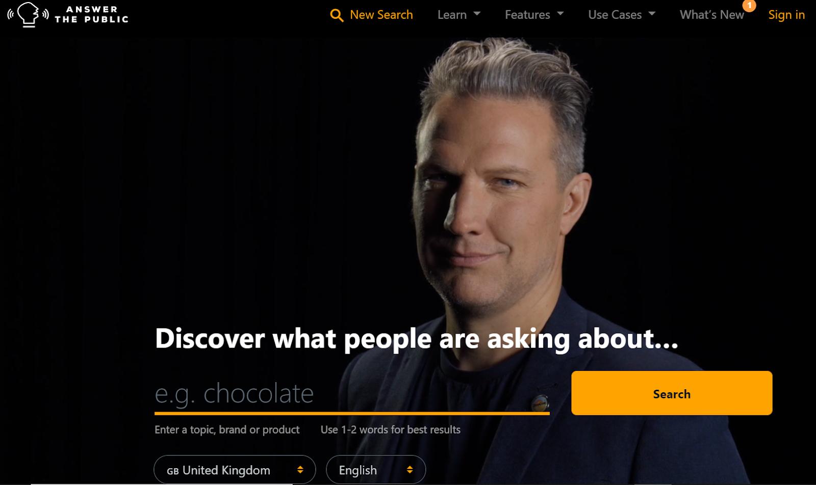 Answer The Public, un site pour trouver les questions que ne posent généralement les internautes