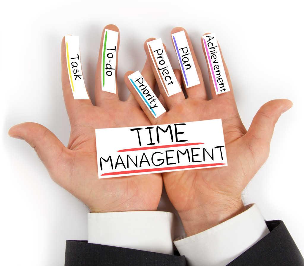 cách quản lý thời gian hiệu quả nhất là gì
