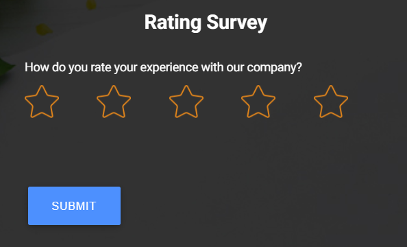 Collect Customer Feedback