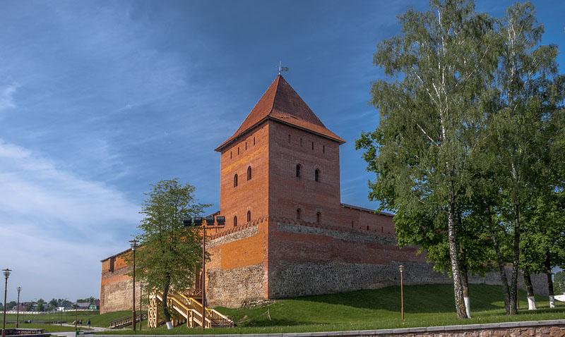 Достопримечательности Беларуси: Лидский замок