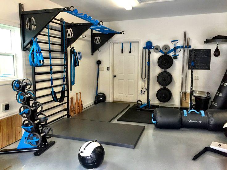 Phòng tập gym tại nhà tiết kiệm chi phí
