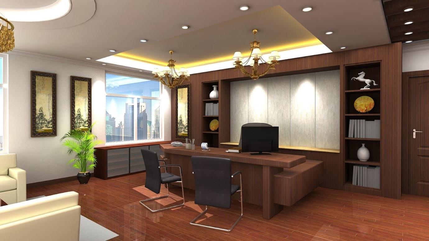 Tầm quan trọng của trang trí nội thất văn phòng - Nội Thất Gỗ Óc Chó - Nội  thất Cát Tường