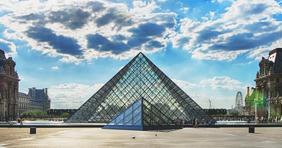 Image result for Louvre Museum images