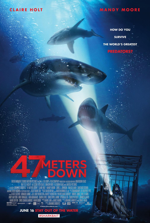 Những con cá mập hung tợn đã quay trở lại cắn xé trên màn ảnh rộng