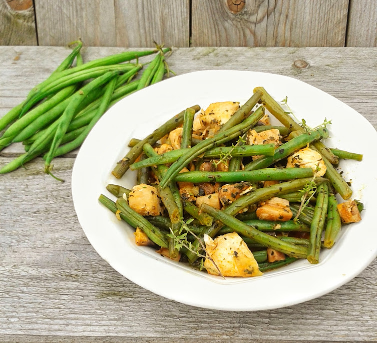 Welcome to Mommyhood: green beans recipe