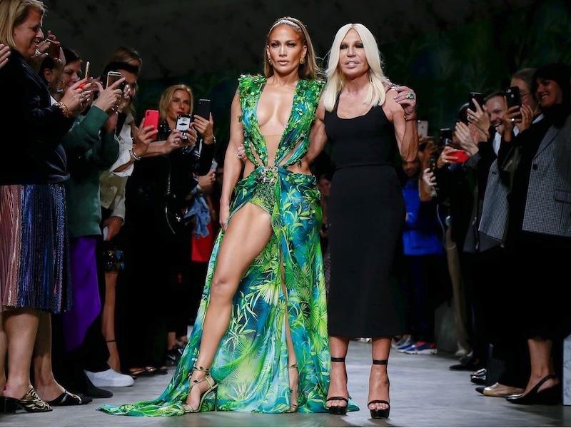 Versace — смелость и раскованность
