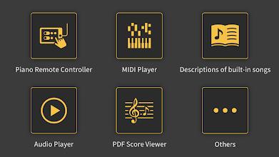 Casio CDP-S150 cũng là 1 trong số đó. Với ứng dụng Chordana Play được cài đặt trên điện thoại, ipad; bạn hoàn toàn có thể điều khiển đàn từ xa và dễ dàng mà không cần thực hiện thao tác trên đàn.