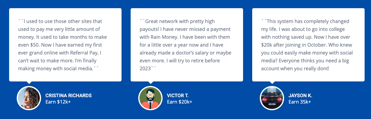 RainMoney co Review - Is RainMoney A Scam? [Reveal] - Work