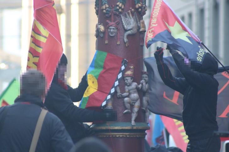 Bern Bild Mapuche Partizan