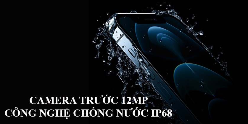 iPhone 12 Pro Max 128Gb Quốc Tế (NEW)
