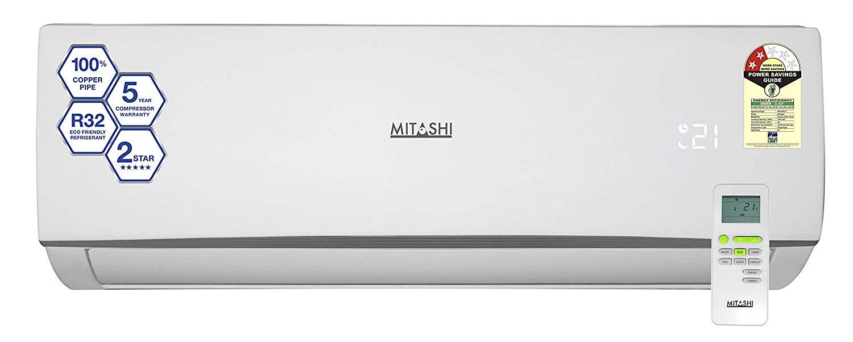 Mitashi FSA212K50 Split AC