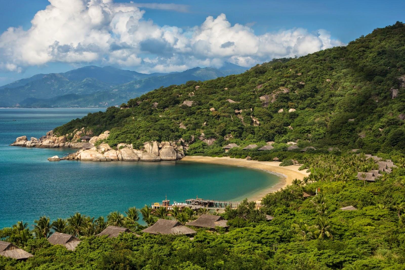 Tầm view biển đẹp nhất Nha Trang