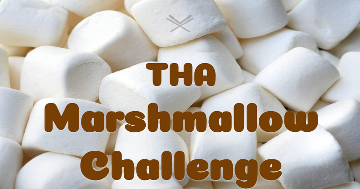 The Marshmallow Challenge Google Slides