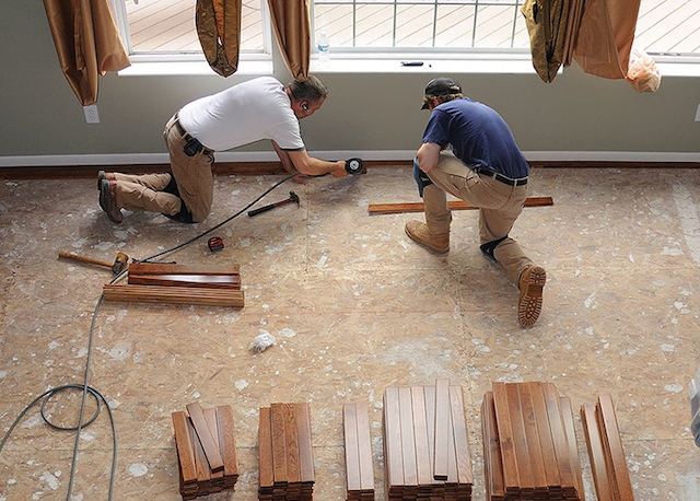 Khi cần nâng cấp nhà cũ thì bạn hãy đặt dịch vụ sửa nhà