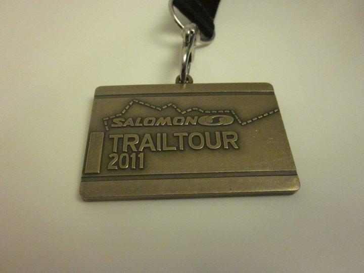 Sundsvall race medal
