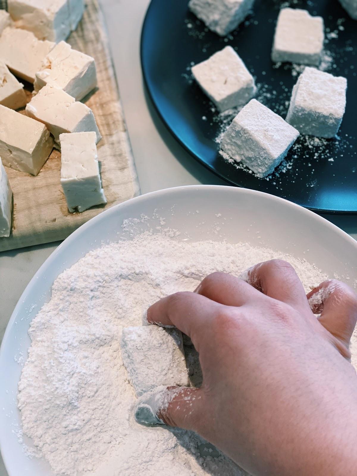 Taiwan Fried Tofu