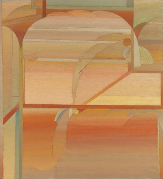 Miyoko Ito, Irrigation, 1976. Image from Hindman.