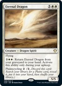 Eternal Dragon, Magic, Commander 2020
