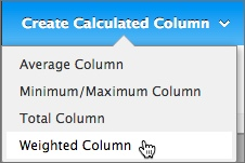 Image of Create Calculated Column
